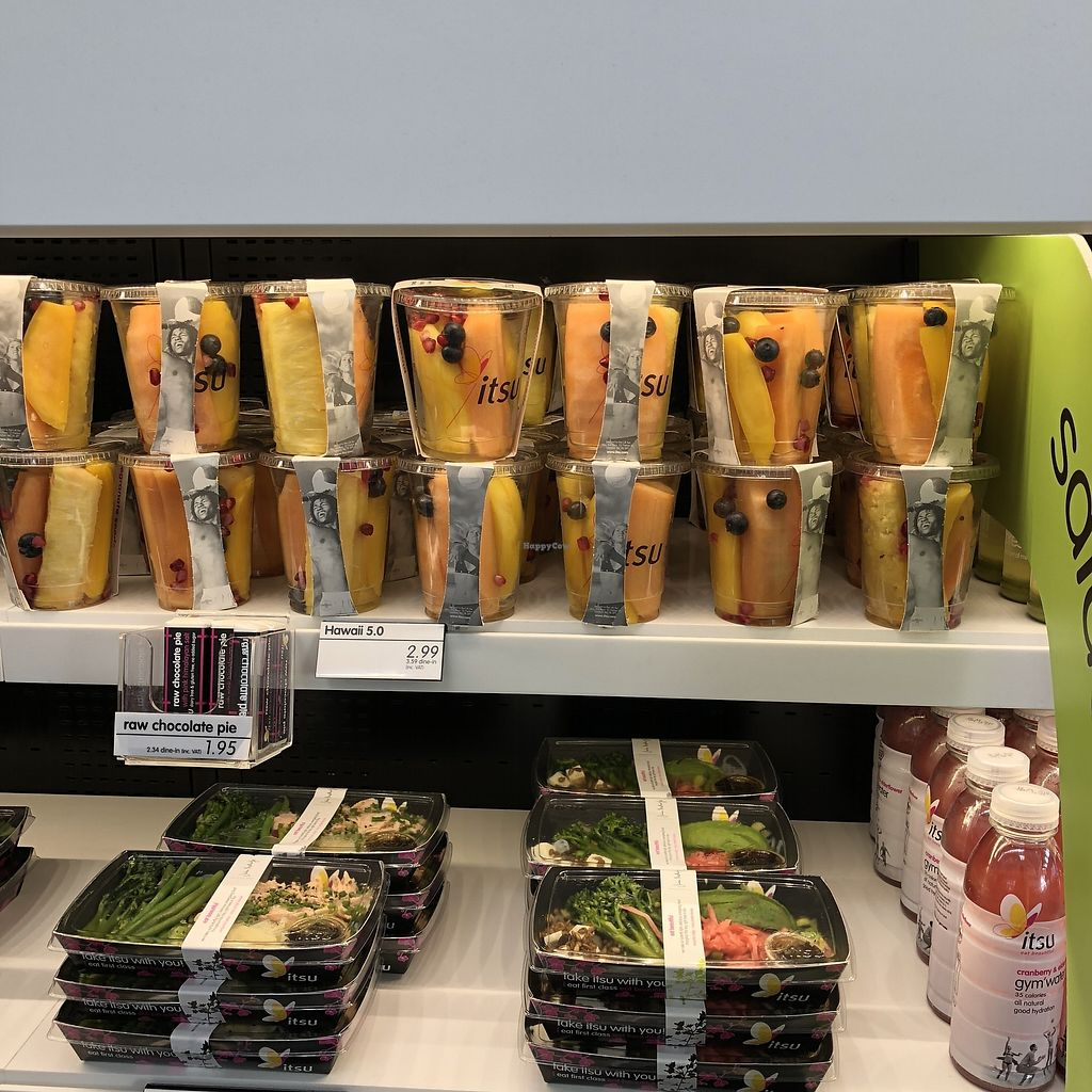 "Photo of LHR - Itsu - Airport T5  by <a href=""/members/profile/TARAMCDONALD"">TARAMCDONALD</a> <br/>More vegan options <br/> April 15, 2018  - <a href='/contact/abuse/image/82889/386467'>Report</a>"