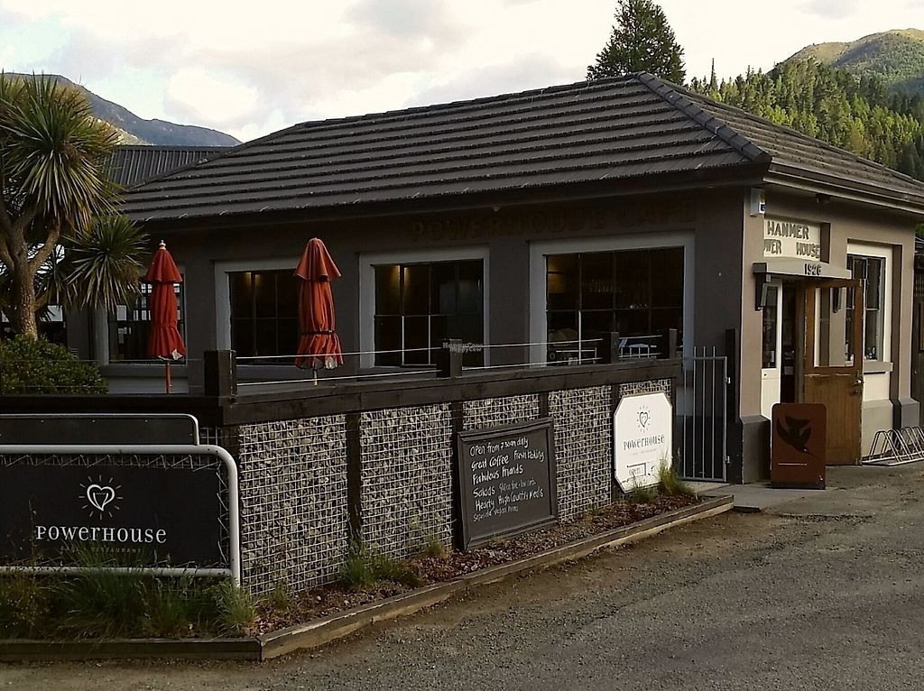 """Photo of Powerhouse Cafe  by <a href=""""/members/profile/AndyTheVWDude"""">AndyTheVWDude</a> <br/>Powerhouse Cafe Hanmer Springs <br/> November 19, 2016  - <a href='/contact/abuse/image/82934/191966'>Report</a>"""