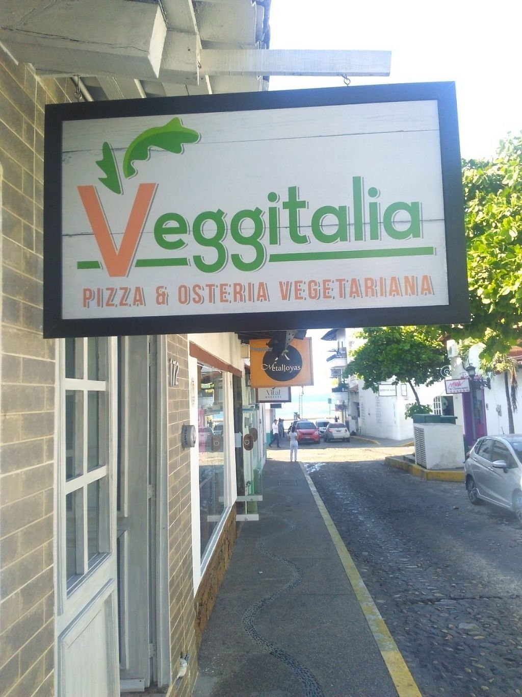 Photo of Veggitalia  by EngelZonderVleugels <br/>View of Malecon  calle Corona  <br/> November 30, 2016  - <a href='/contact/abuse/image/82945/196071'>Report</a>