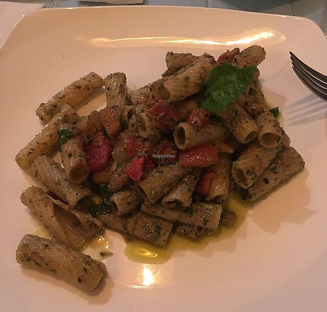 """Photo of Veggitalia  by <a href=""""/members/profile/Laynexvx"""">Laynexvx</a> <br/>penne with pesto <br/> July 18, 2017  - <a href='/contact/abuse/image/82945/281616'>Report</a>"""