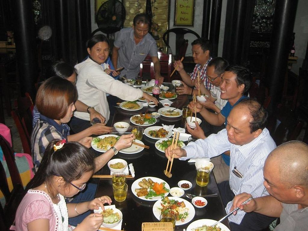 """Photo of Ngu Ha Garden Vegetarian Restaurant  by <a href=""""/members/profile/TrungAD"""">TrungAD</a> <br/>NGU HA SOLE DESTINATION GROUP <br/> December 2, 2016  - <a href='/contact/abuse/image/82947/196661'>Report</a>"""