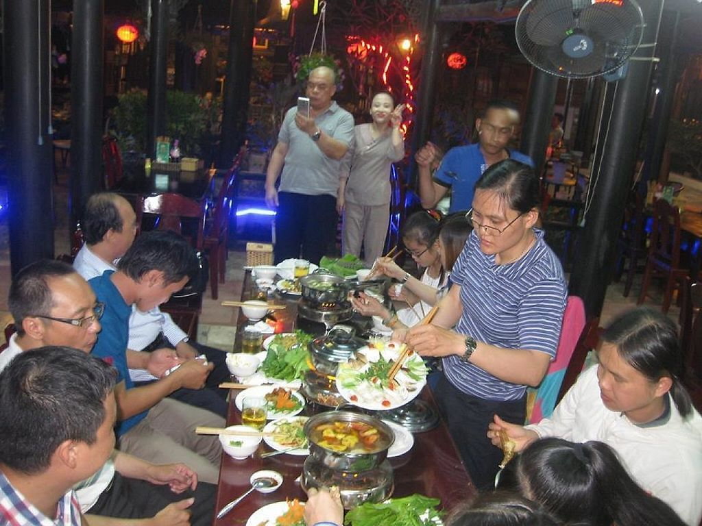"""Photo of Ngu Ha Garden Vegetarian Restaurant  by <a href=""""/members/profile/TrungAD"""">TrungAD</a> <br/>NGU HA SOLE DESTINATION GROUP <br/> December 2, 2016  - <a href='/contact/abuse/image/82947/196662'>Report</a>"""