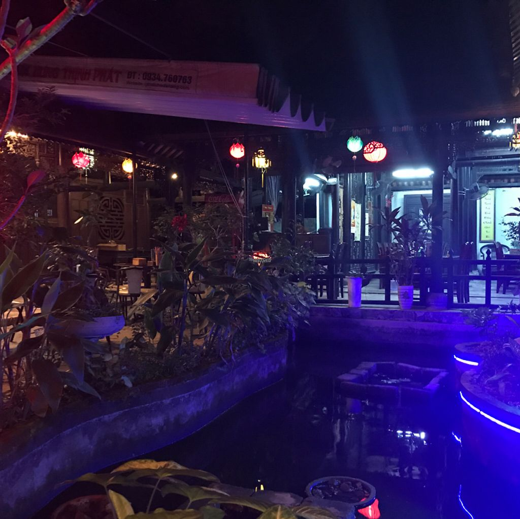 """Photo of Ngu Ha Garden Vegetarian Restaurant  by <a href=""""/members/profile/lepkirk"""">lepkirk</a> <br/>Water feature <br/> February 19, 2017  - <a href='/contact/abuse/image/82947/228213'>Report</a>"""