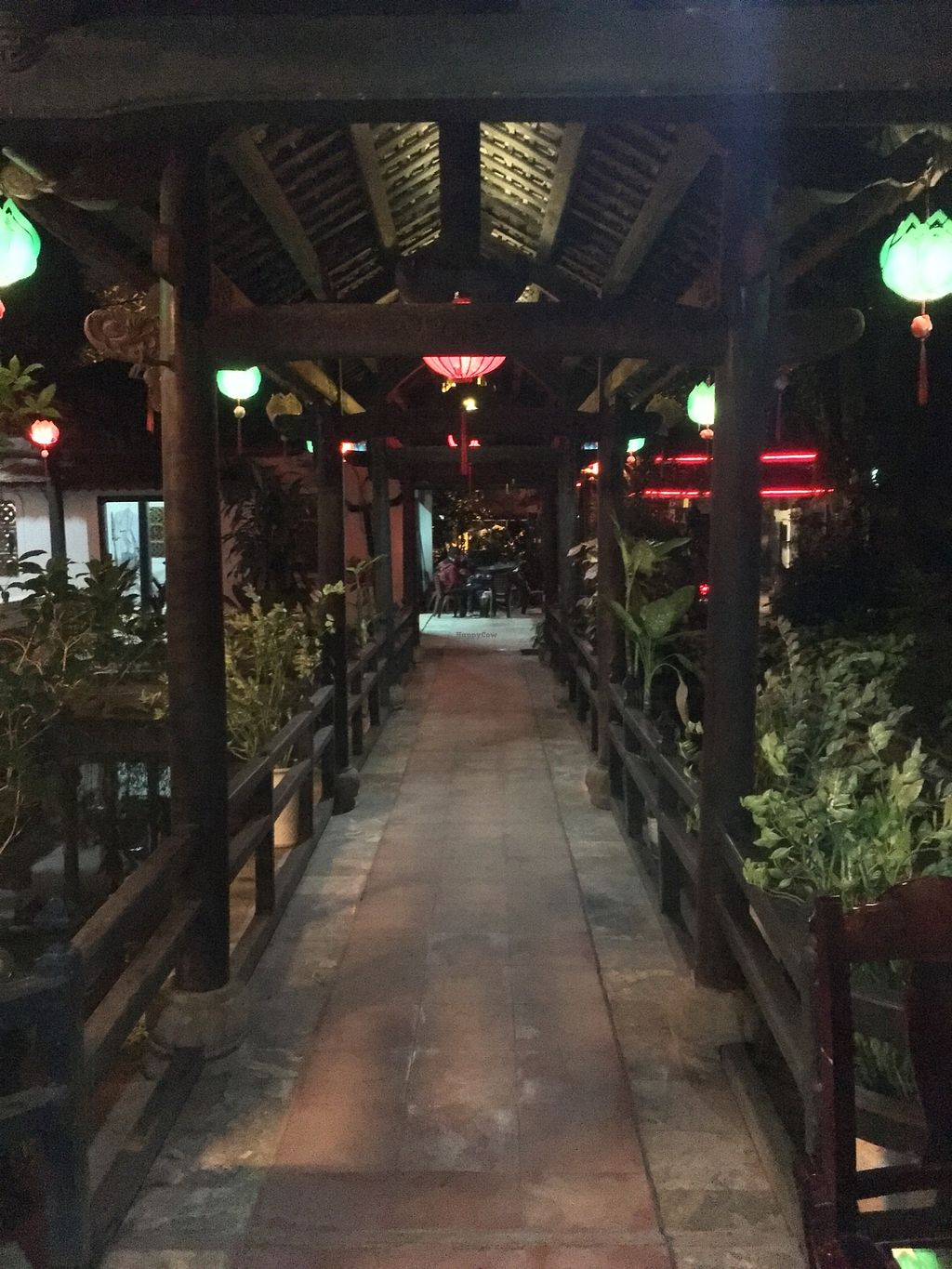 """Photo of Ngu Ha Garden Vegetarian Restaurant  by <a href=""""/members/profile/MollyKennedy"""">MollyKennedy</a> <br/>Garden <br/> January 28, 2018  - <a href='/contact/abuse/image/82947/351773'>Report</a>"""