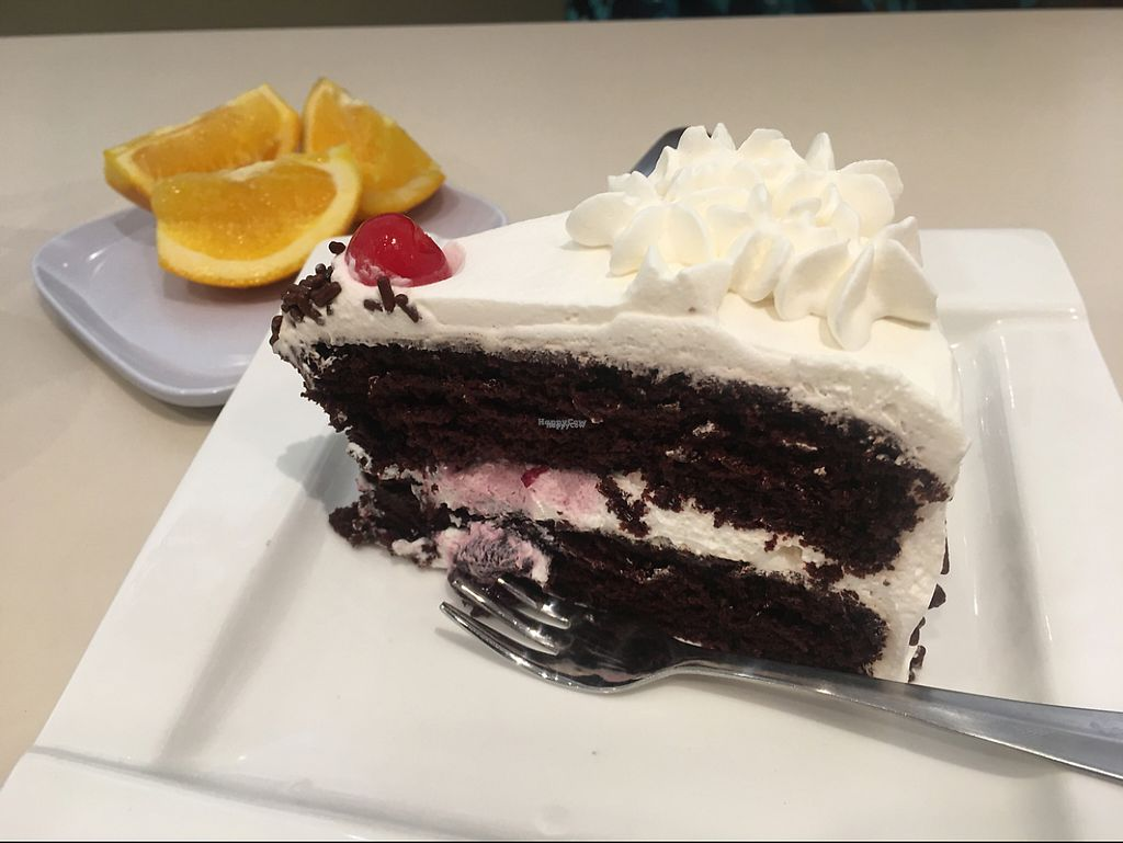 """Photo of VeGreen  by <a href=""""/members/profile/Risa8"""">Risa8</a> <br/>Black Forest cake!! <br/> January 15, 2017  - <a href='/contact/abuse/image/82970/212081'>Report</a>"""