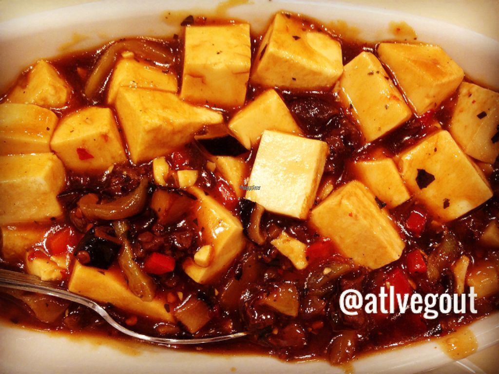 """Photo of VeGreen  by <a href=""""/members/profile/calamaestra"""">calamaestra</a> <br/>mapo tofu <br/> January 26, 2017  - <a href='/contact/abuse/image/82970/217556'>Report</a>"""
