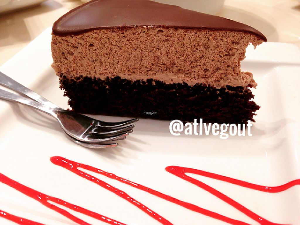 """Photo of VeGreen  by <a href=""""/members/profile/calamaestra"""">calamaestra</a> <br/>chocolate peanut butter mousse <br/> January 26, 2017  - <a href='/contact/abuse/image/82970/217557'>Report</a>"""