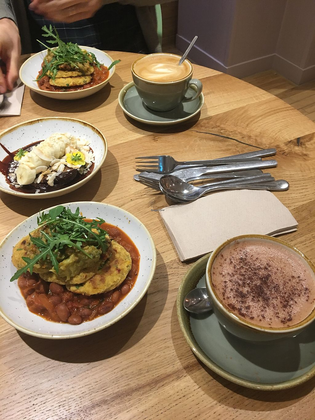 "Photo of Deliciously Ella - Weighhouse  by <a href=""/members/profile/dancart3r"">dancart3r</a> <br/>Pancakes & fritters  <br/> February 25, 2018  - <a href='/contact/abuse/image/82980/363737'>Report</a>"