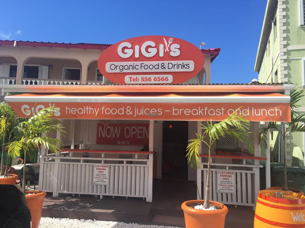 "Photo of GiGi's  by <a href=""/members/profile/veganmom"">veganmom</a> <br/>clean & fresh place <br/> November 21, 2016  - <a href='/contact/abuse/image/82994/192786'>Report</a>"