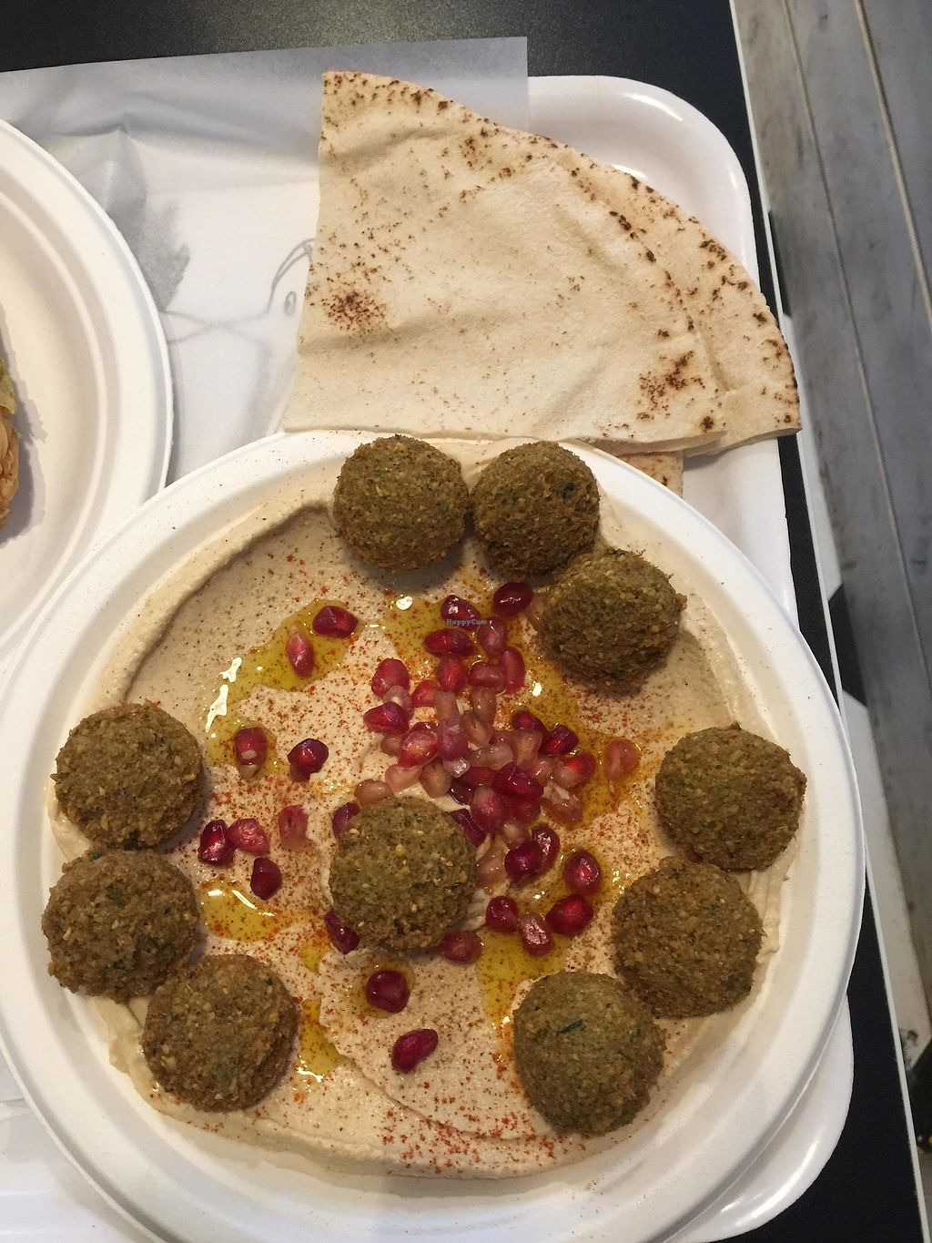 "Photo of Falafelove - Senatorska  by <a href=""/members/profile/FernandoMoreira"">FernandoMoreira</a> <br/>hummus <br/> February 20, 2018  - <a href='/contact/abuse/image/83007/361783'>Report</a>"