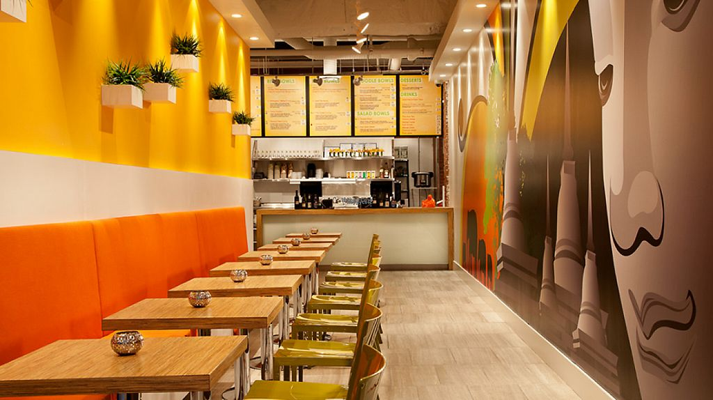 """Photo of Freshbowl - Gastown  by <a href=""""/members/profile/community"""">community</a> <br/>Inside Freshbowl  <br/> December 3, 2016  - <a href='/contact/abuse/image/83016/196835'>Report</a>"""