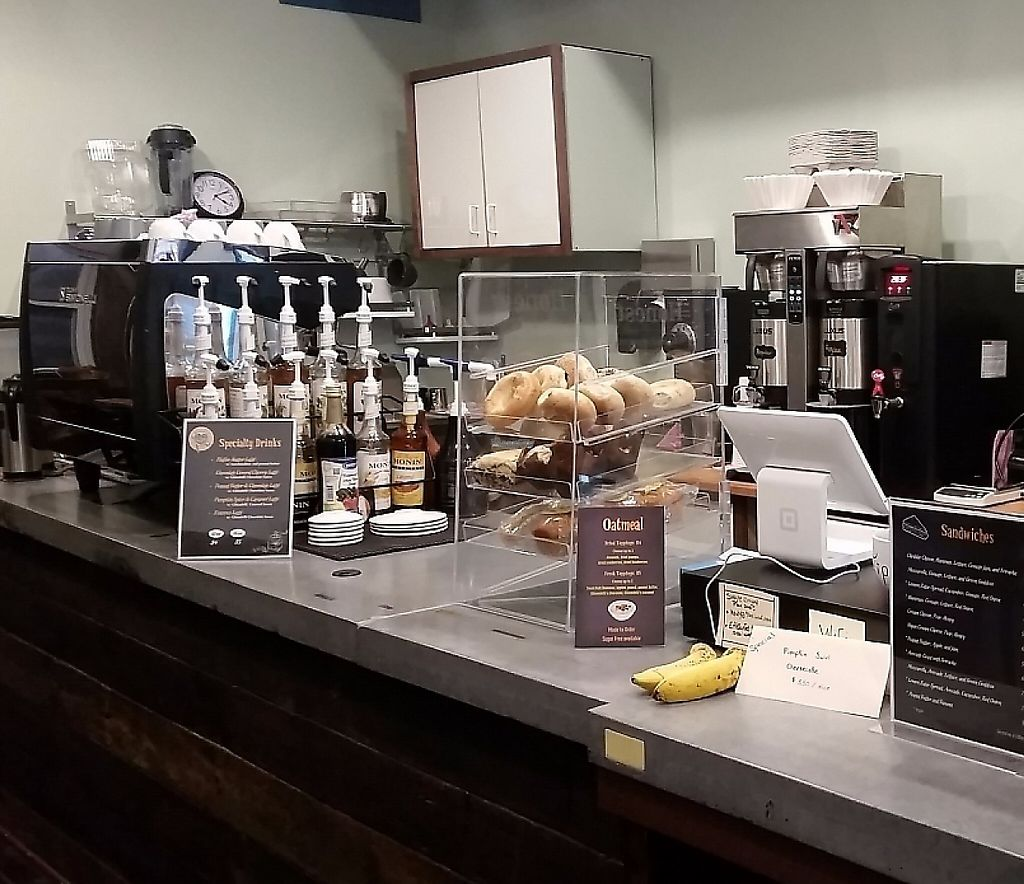 """Photo of Mammoth Coffee  by <a href=""""/members/profile/MammothCoffee"""">MammothCoffee</a> <br/>Inside Mammoth Coffee <br/> November 22, 2016  - <a href='/contact/abuse/image/83041/223522'>Report</a>"""