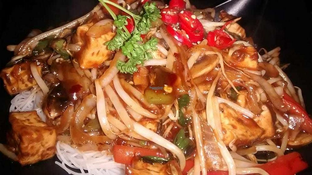 """Photo of Nippon Kitchen  by <a href=""""/members/profile/TrixieFirecracker"""">TrixieFirecracker</a> <br/>Chilli vegetable and tofu rice noodles <br/> January 1, 2017  - <a href='/contact/abuse/image/83103/206695'>Report</a>"""