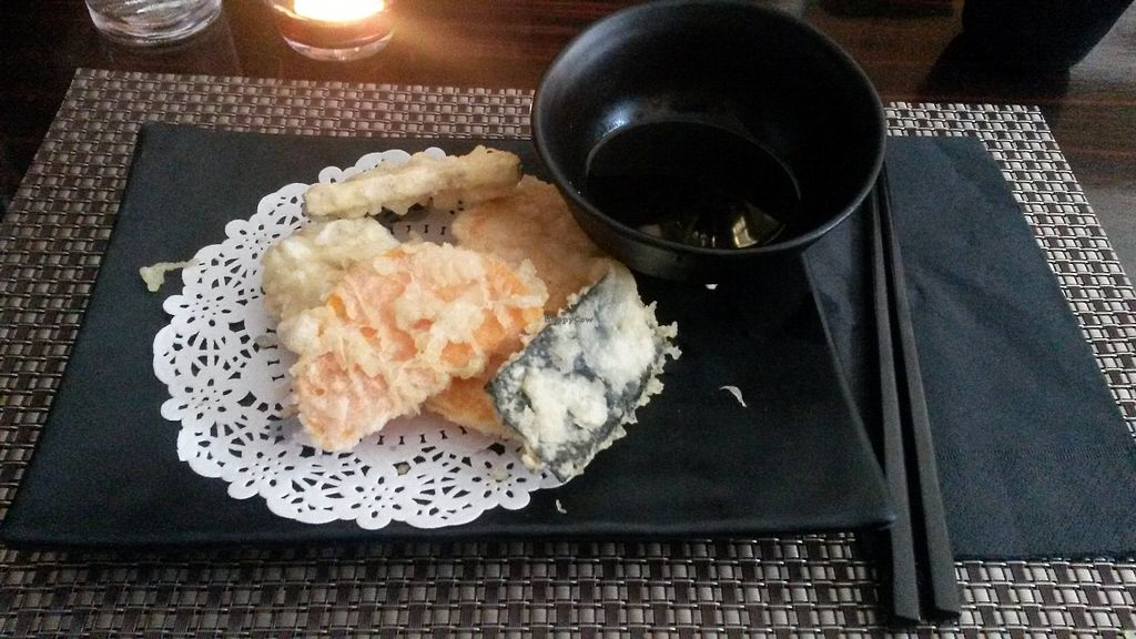 """Photo of Nippon Kitchen  by <a href=""""/members/profile/deadpledge"""">deadpledge</a> <br/>Veg tempura <br/> June 24, 2017  - <a href='/contact/abuse/image/83103/272944'>Report</a>"""