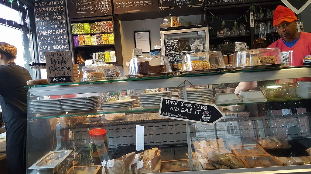 """Photo of Deli-Lama Cafe Bar  by <a href=""""/members/profile/Clare"""">Clare</a> <br/>Cakes and sandwiches <br/> January 22, 2018  - <a href='/contact/abuse/image/83105/349757'>Report</a>"""
