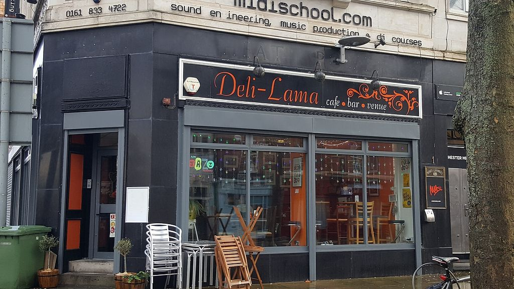 """Photo of Deli-Lama Cafe Bar  by <a href=""""/members/profile/Clare"""">Clare</a> <br/>Front <br/> January 22, 2018  - <a href='/contact/abuse/image/83105/349759'>Report</a>"""