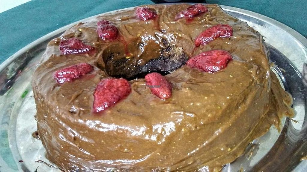 "Photo of Garaje Vegano  by <a href=""/members/profile/community"">community</a> <br/>vegan cake  <br/> November 29, 2016  - <a href='/contact/abuse/image/83132/195587'>Report</a>"