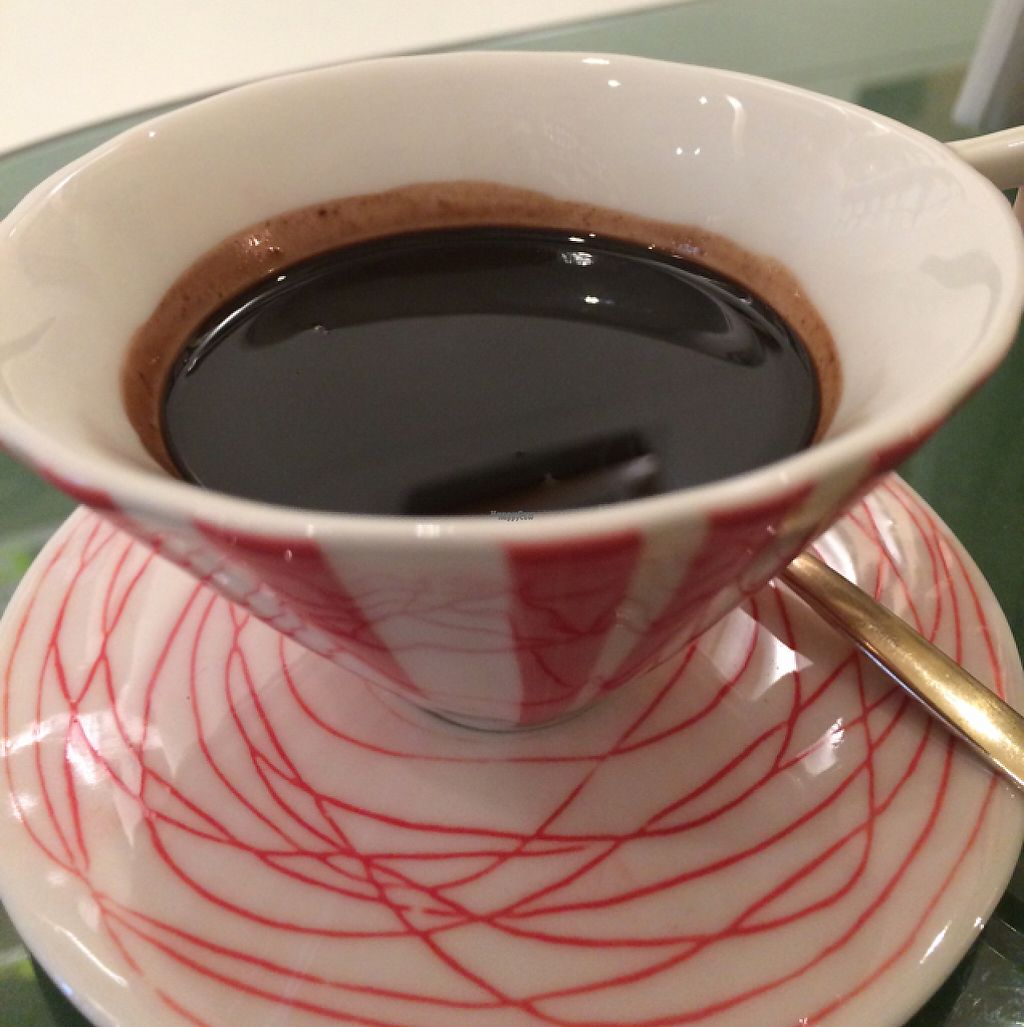 """Photo of Camelia Bakery  by <a href=""""/members/profile/mlotto"""">mlotto</a> <br/>Vegan Hot Chocolate with espresso  <br/> November 25, 2016  - <a href='/contact/abuse/image/83164/194396'>Report</a>"""