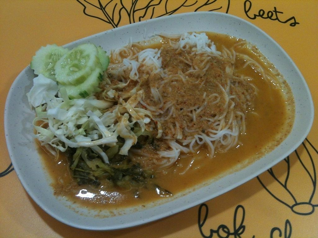 """Photo of Platinum Fashion Mall - Term-Bun  by <a href=""""/members/profile/CaluCalu"""">CaluCalu</a> <br/>noodes with red curry <br/> January 24, 2016  - <a href='/contact/abuse/image/8316/300658'>Report</a>"""