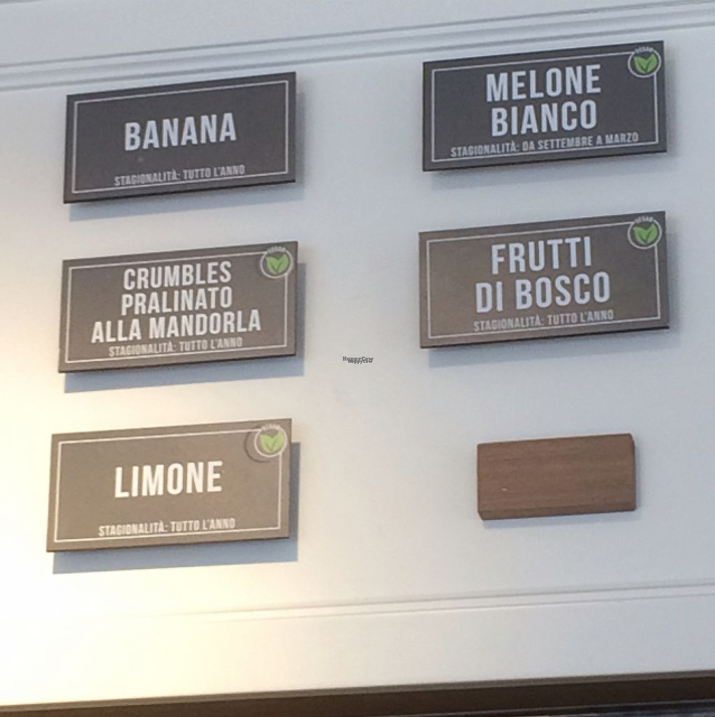 """Photo of Gelateria La Romana  by <a href=""""/members/profile/mlotto"""">mlotto</a> <br/>Flagged Flavors <br/> November 25, 2016  - <a href='/contact/abuse/image/83178/194390'>Report</a>"""