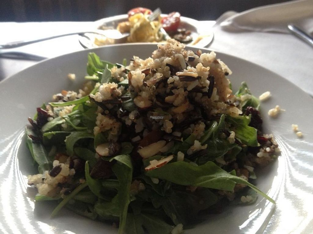"""Photo of Repeal  by <a href=""""/members/profile/community"""">community</a> <br/>Wild rice with quinoa & spinach <br/> November 27, 2016  - <a href='/contact/abuse/image/83188/194917'>Report</a>"""