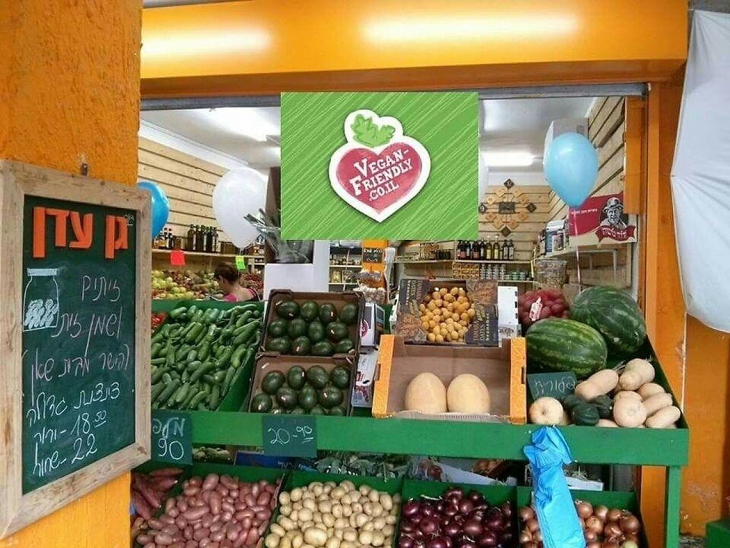 "Photo of Gan Eden - Fruits & Vegetables  by <a href=""/members/profile/DinBen-Dor"">DinBen-Dor</a> <br/>Store front <br/> December 1, 2016  - <a href='/contact/abuse/image/83190/196206'>Report</a>"