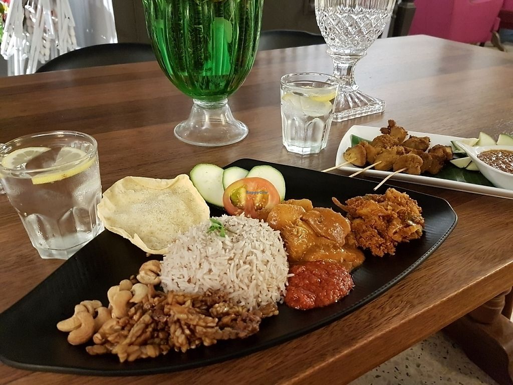 """Photo of Pinxin Vegan Cuisine  by <a href=""""/members/profile/Miroslav"""">Miroslav</a> <br/>penang local dish vegan style! <br/> May 26, 2017  - <a href='/contact/abuse/image/83210/262573'>Report</a>"""