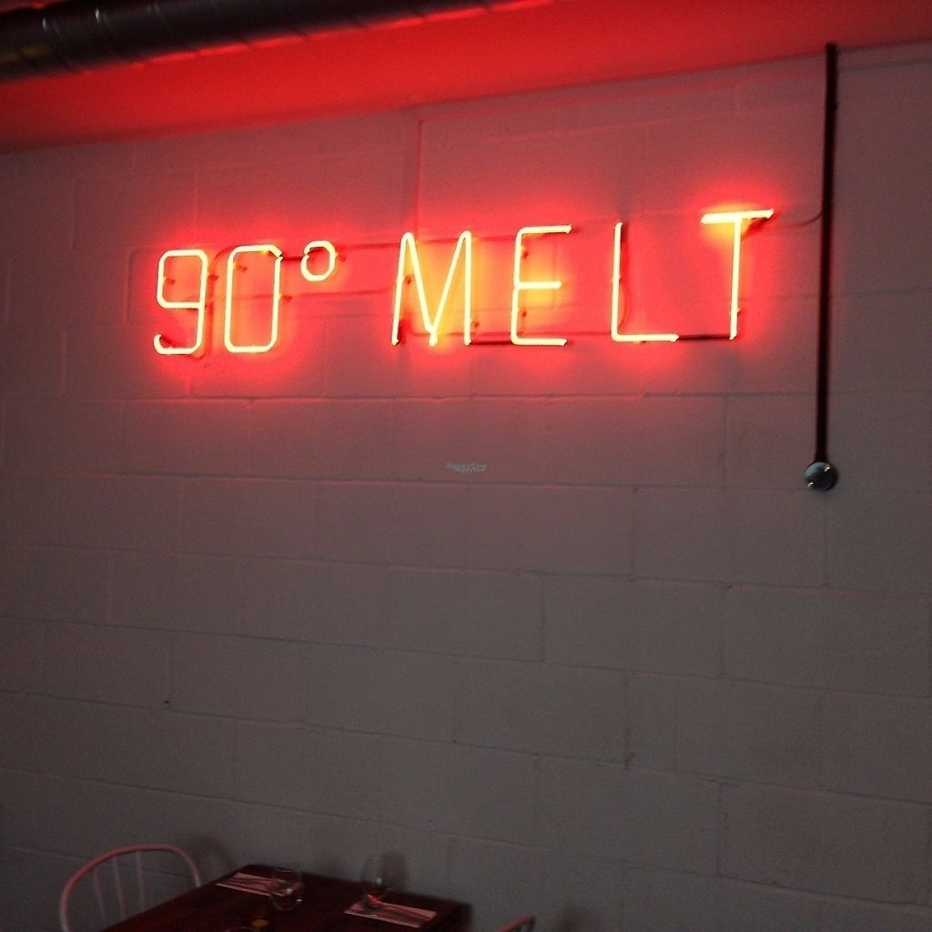 """Photo of 90 Degree Melt  by <a href=""""/members/profile/NidhiSharma"""">NidhiSharma</a> <br/>90 Degre MELT - Cool Neon Sign! <br/> December 4, 2016  - <a href='/contact/abuse/image/83214/197311'>Report</a>"""