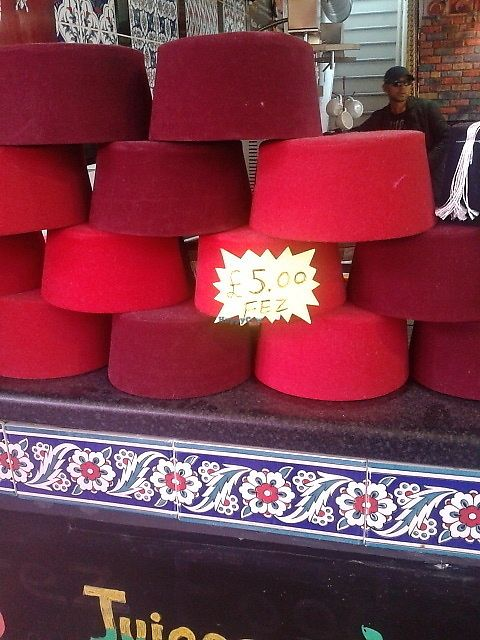 """Photo of Fez Food  by <a href=""""/members/profile/deadpledge"""">deadpledge</a> <br/>Fancy a fez? <br/> August 16, 2017  - <a href='/contact/abuse/image/83215/293301'>Report</a>"""