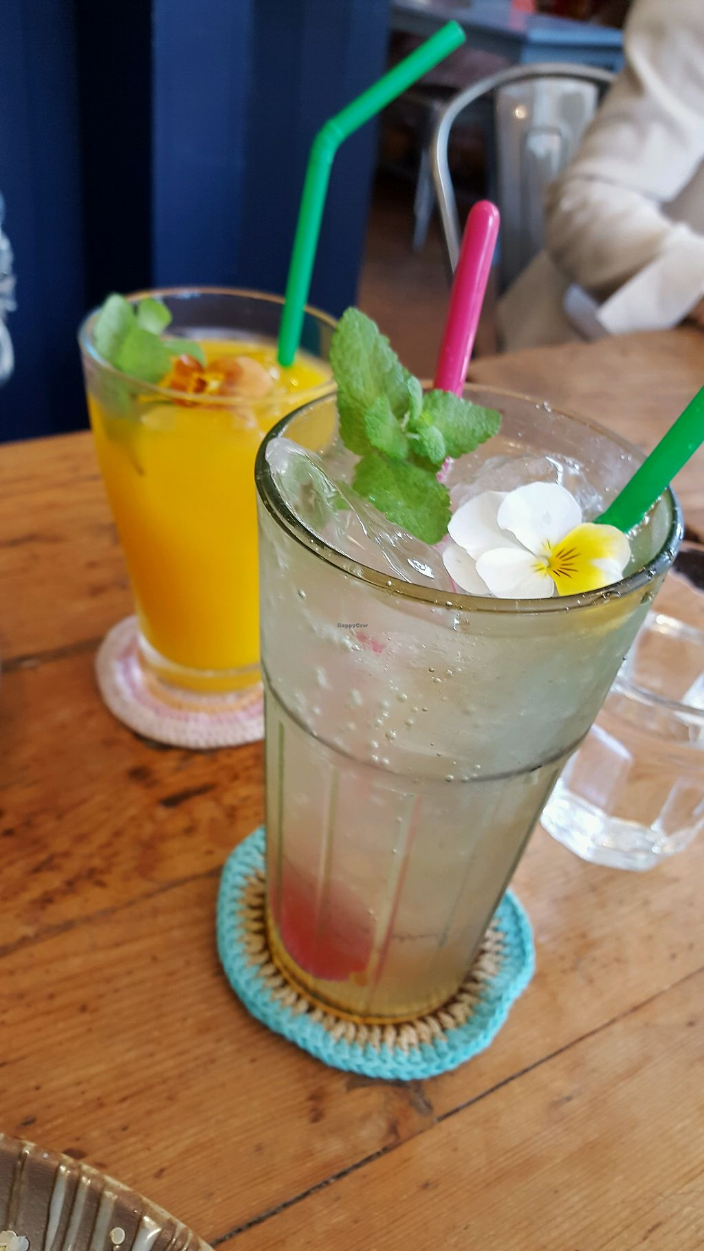 """Photo of Monstyle  by <a href=""""/members/profile/MelissaBlevens"""">MelissaBlevens</a> <br/>Mango juice and homemade energy juice <br/> April 20, 2018  - <a href='/contact/abuse/image/83253/388340'>Report</a>"""