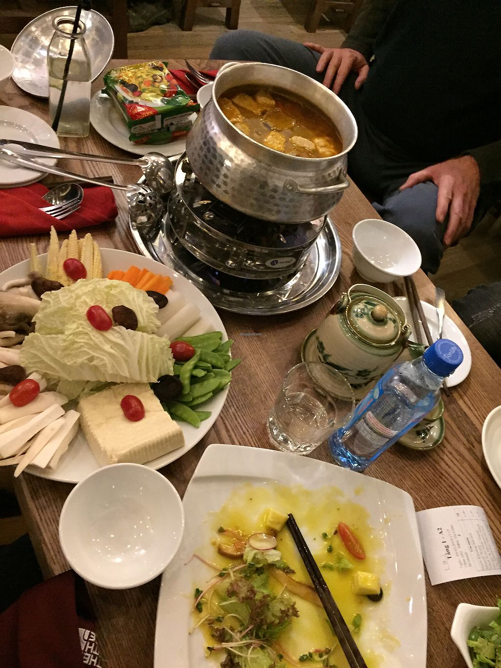 """Photo of Minh Chay - Hang Gai  by <a href=""""/members/profile/LunaClarice"""">LunaClarice</a> <br/>Hot Pot for 2-3 people <br/> February 6, 2018  - <a href='/contact/abuse/image/83266/355637'>Report</a>"""