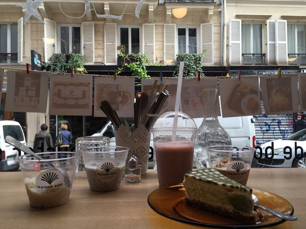 """Photo of Maison Bon  by <a href=""""/members/profile/AlexMorber"""">AlexMorber</a> <br/>breakfast at Maison Bon <br/> April 14, 2017  - <a href='/contact/abuse/image/83296/247803'>Report</a>"""