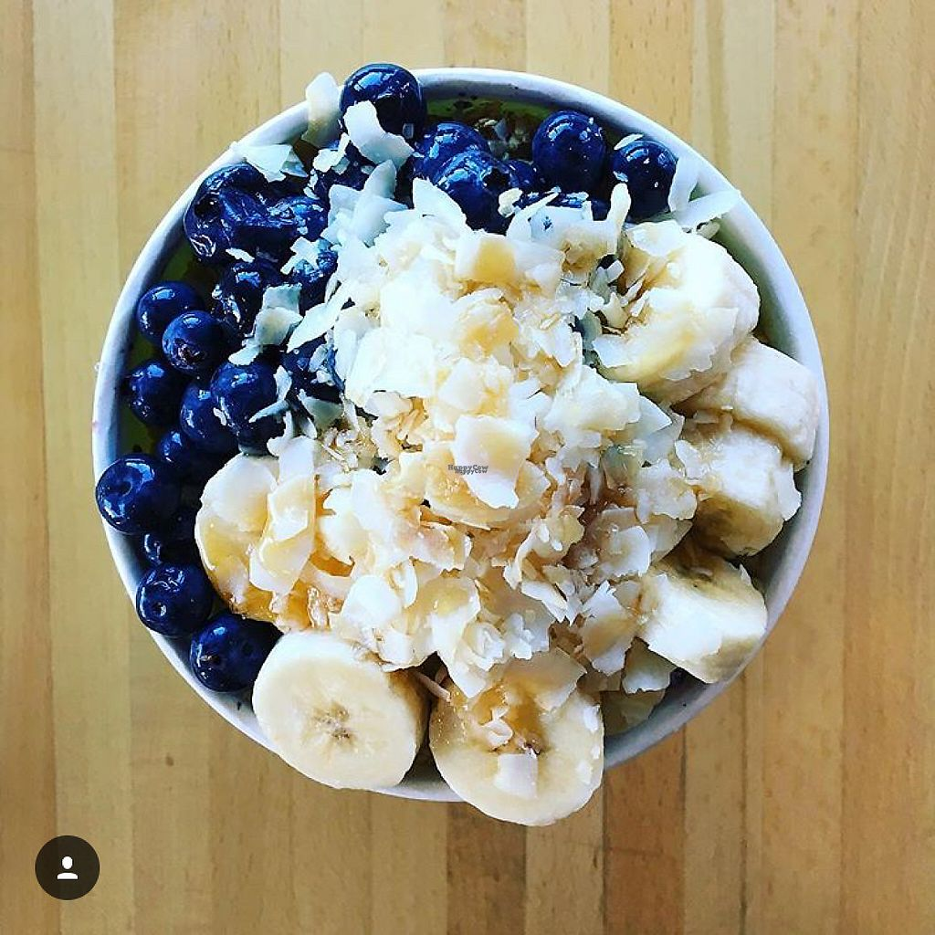 "Photo of Greens and Grains  by <a href=""/members/profile/Leean"">Leean</a> <br/>acai bowl  <br/> November 28, 2016  - <a href='/contact/abuse/image/83299/195285'>Report</a>"