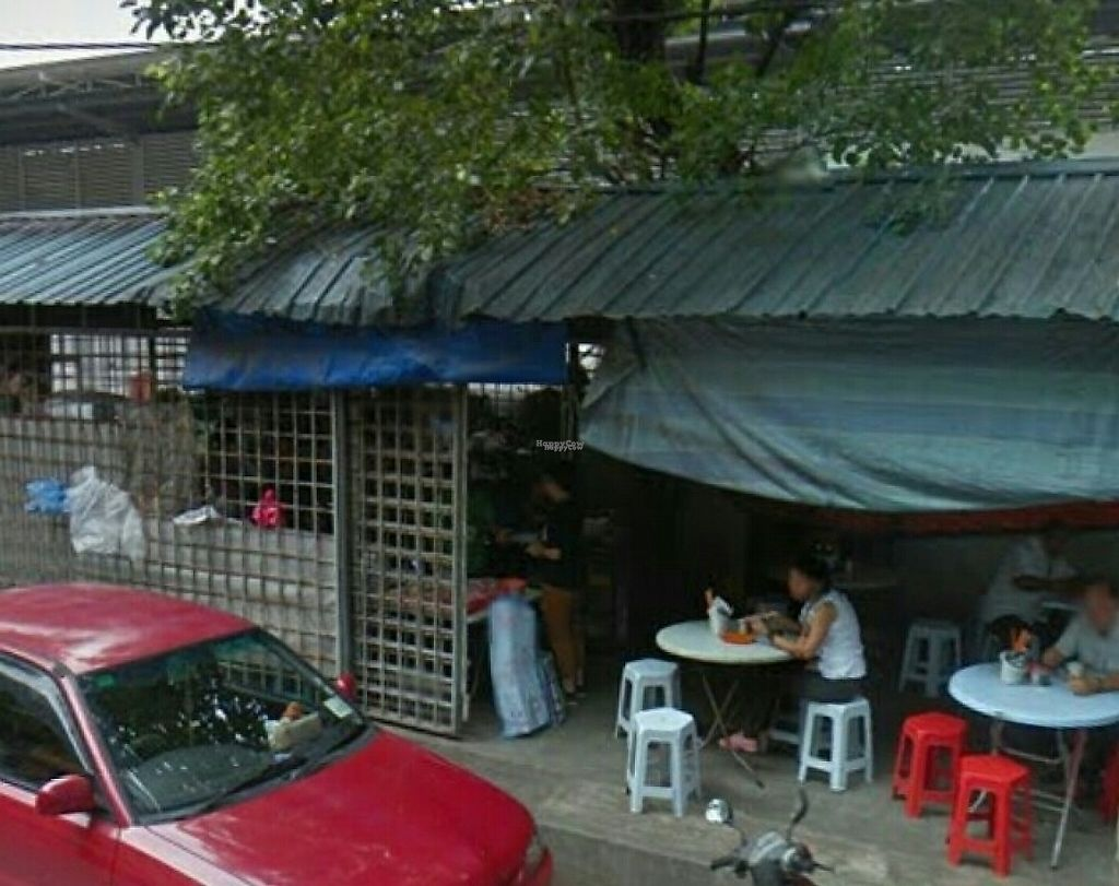 """Photo of Vegetarian Stall - Jalan Dua  by <a href=""""/members/profile/CheeLeongLee"""">CheeLeongLee</a> <br/>Front <br/> November 30, 2016  - <a href='/contact/abuse/image/83313/195951'>Report</a>"""