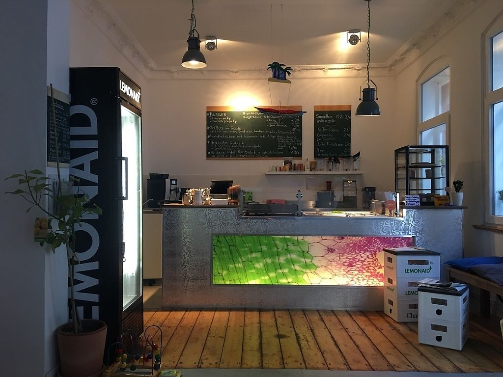 """Photo of Vegan&Raw  by <a href=""""/members/profile/AndyT"""">AndyT</a> <br/>Restaurant interior <br/> January 6, 2017  - <a href='/contact/abuse/image/83359/208642'>Report</a>"""