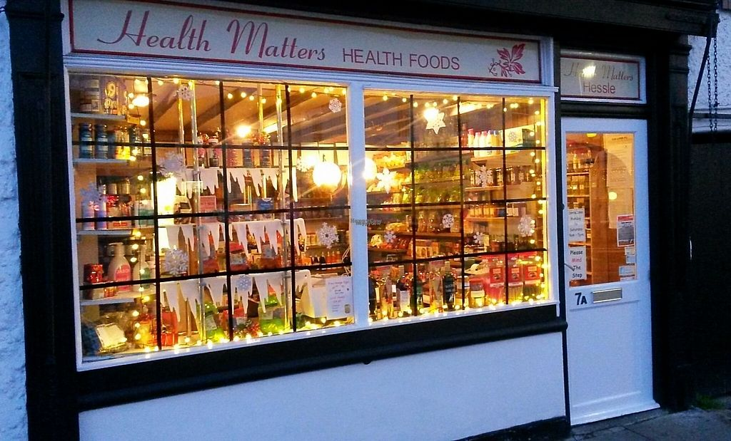 """Photo of Health Matters  by <a href=""""/members/profile/TrixieSouthorn"""">TrixieSouthorn</a> <br/>Dickensian Christmas theme at Health Matters ,Hessle <br/> November 29, 2016  - <a href='/contact/abuse/image/83406/195789'>Report</a>"""