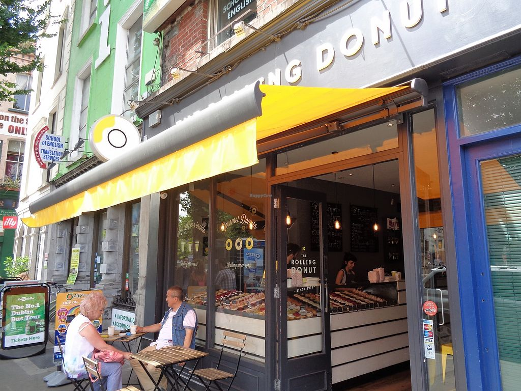 """Photo of The Rolling Donut - Dublin 1  by <a href=""""/members/profile/FlorMayana"""">FlorMayana</a> <br/>The Rolling Donut, nice staff <br/> July 9, 2017  - <a href='/contact/abuse/image/83413/278447'>Report</a>"""