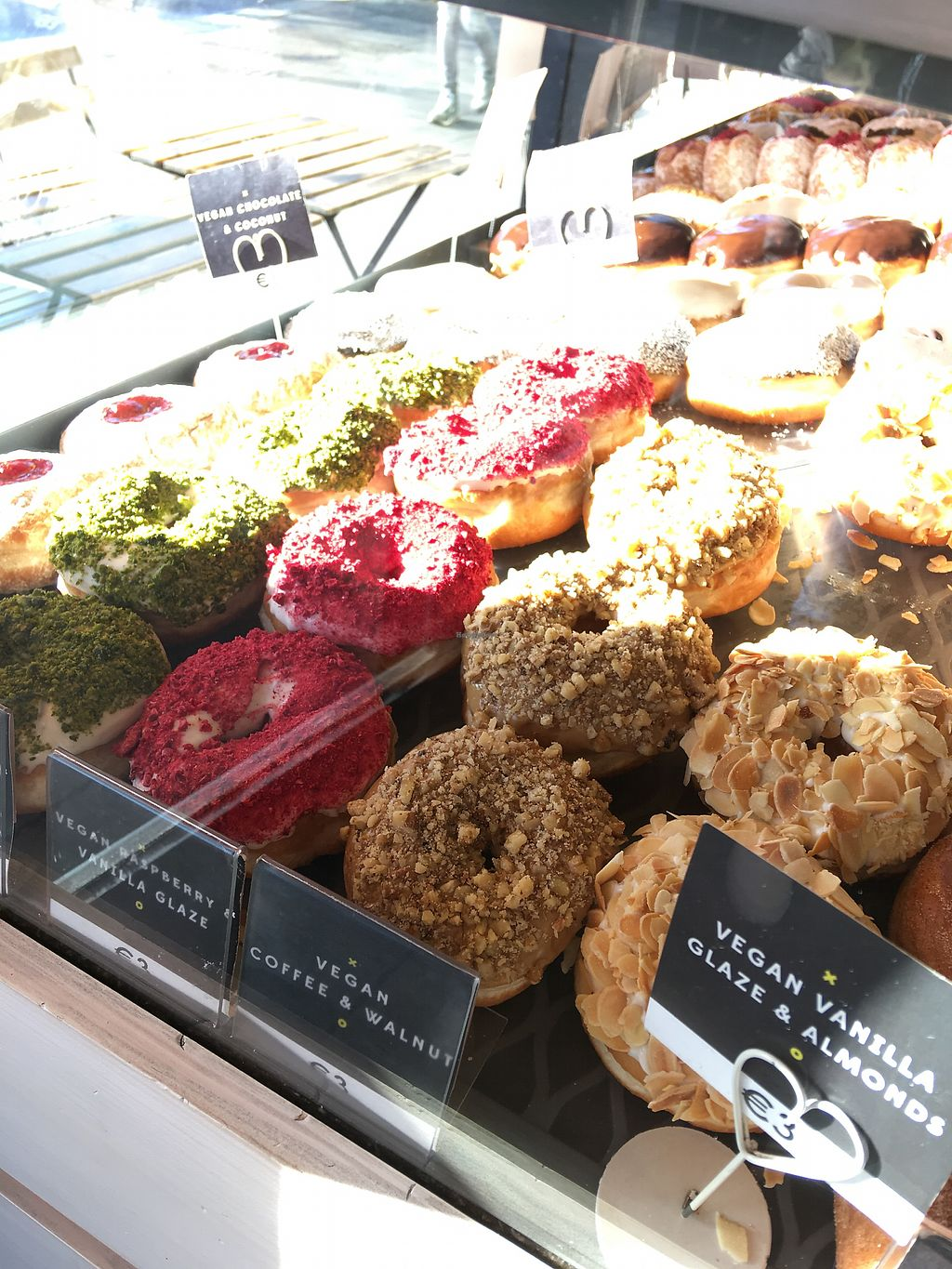 """Photo of The Rolling Donut - Dublin 1  by <a href=""""/members/profile/gbird2"""">gbird2</a> <br/>Yummy <br/> February 9, 2018  - <a href='/contact/abuse/image/83413/356733'>Report</a>"""