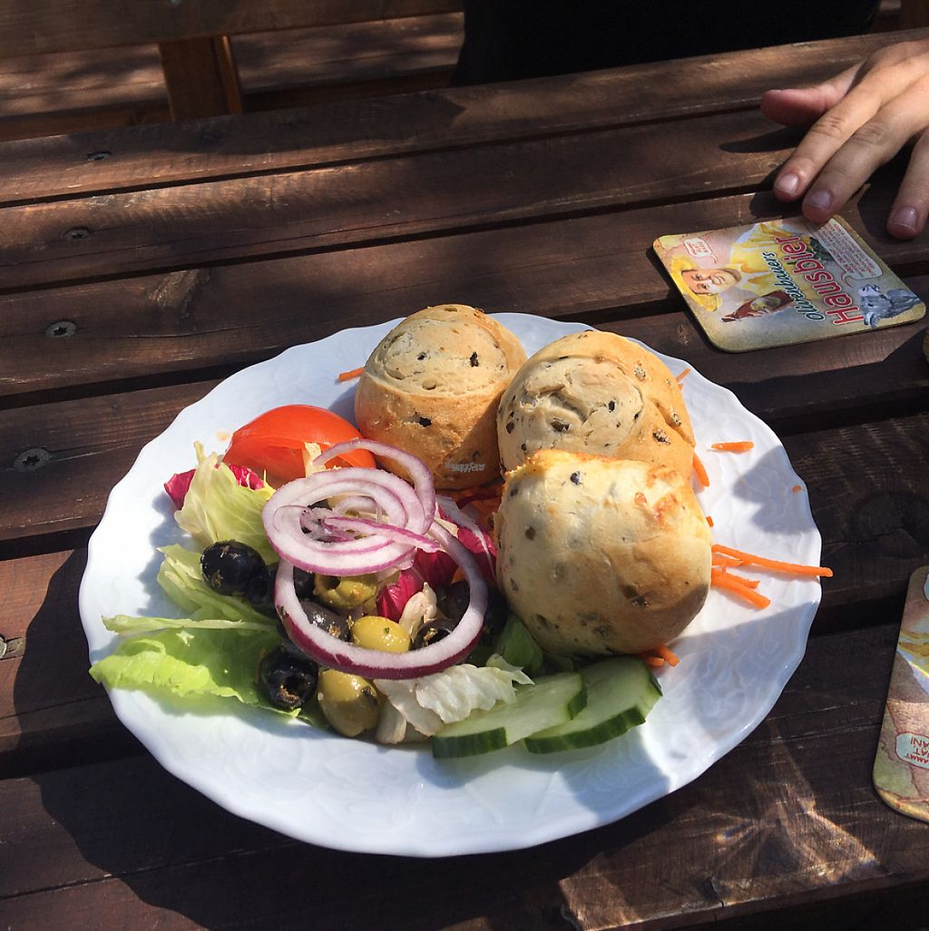 """Photo of Beim Olivenbauer  by <a href=""""/members/profile/Alyse_xo"""">Alyse_xo</a> <br/>olive bread  <br/> April 8, 2017  - <a href='/contact/abuse/image/83447/245772'>Report</a>"""