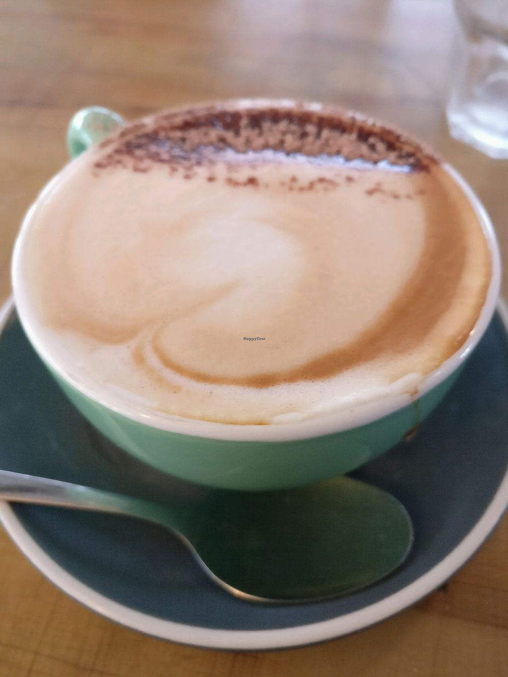 "Photo of Abracadabra Cafe & Bar  by <a href=""/members/profile/Aloo"">Aloo</a> <br/>Best almond milk coffee I've had in new Zealand <br/> September 14, 2017  - <a href='/contact/abuse/image/83470/304101'>Report</a>"