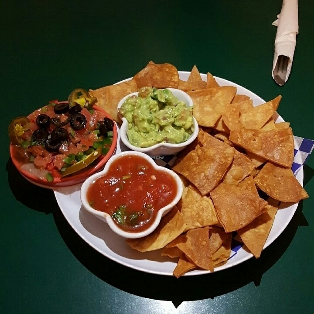 """Photo of The Guanaquita Restaurant  by <a href=""""/members/profile/KPS-Veg"""">KPS-Veg</a> <br/>Guanaquita Trio <br/> February 23, 2017  - <a href='/contact/abuse/image/83475/229759'>Report</a>"""