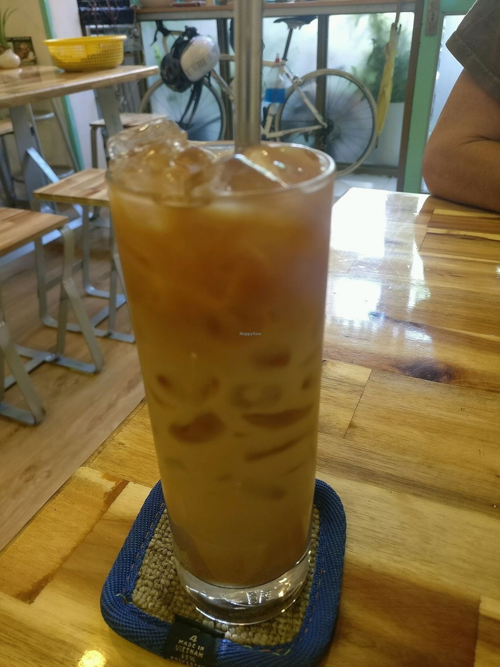"Photo of Phuc Quang Chay  by <a href=""/members/profile/cdnvegan"">cdnvegan</a> <br/>Iced Vietnamese coffee <br/> February 23, 2018  - <a href='/contact/abuse/image/83479/362794'>Report</a>"