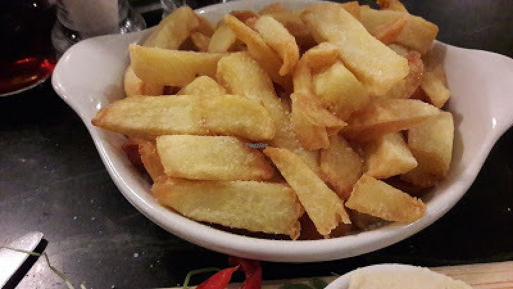 """Photo of The Emporium  by <a href=""""/members/profile/Veganolive1"""">Veganolive1</a> <br/>Chunky Chips <br/> December 3, 2016  - <a href='/contact/abuse/image/83510/196847'>Report</a>"""
