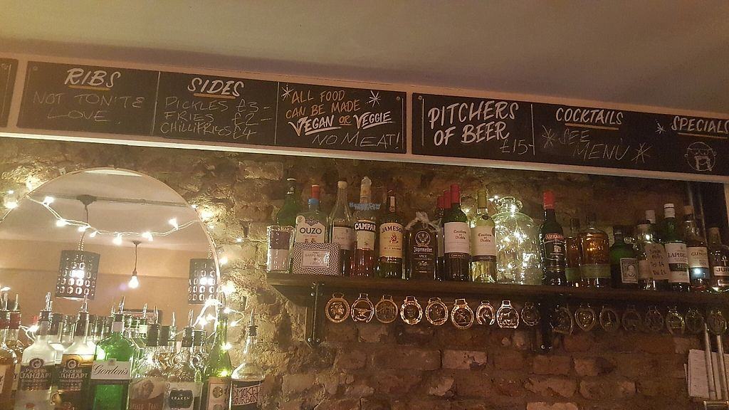 """Photo of The Full Nelson  by <a href=""""/members/profile/Clare"""">Clare</a> <br/>Cocktails, mocktails, beers <br/> December 2, 2016  - <a href='/contact/abuse/image/83528/196796'>Report</a>"""