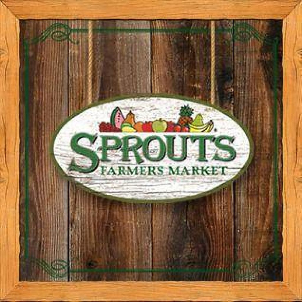 """Photo of Sprouts Farmers Market  by <a href=""""/members/profile/community"""">community</a> <br/>logo  <br/> February 12, 2017  - <a href='/contact/abuse/image/83540/226100'>Report</a>"""