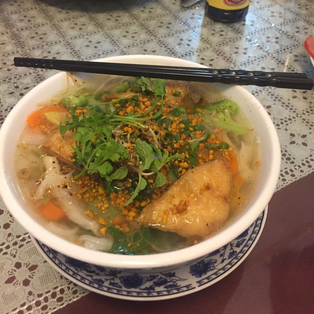 """Photo of Ho Lo Quan  by <a href=""""/members/profile/peetroxy"""">peetroxy</a> <br/>Pho chay <br/> April 16, 2017  - <a href='/contact/abuse/image/83543/249159'>Report</a>"""