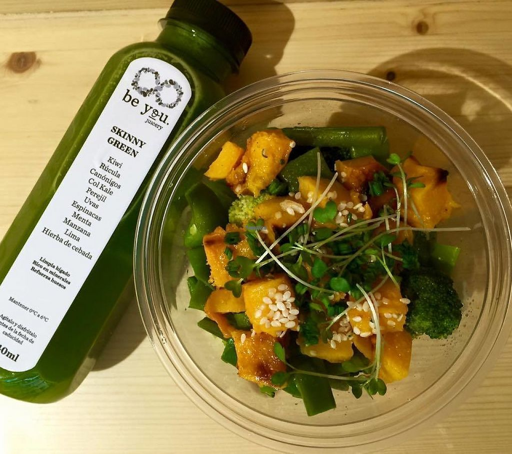 "Photo of Be You Juicery  by <a href=""/members/profile/community"">community</a> <br/>Be You Super Greens <br/> December 3, 2016  - <a href='/contact/abuse/image/83554/196972'>Report</a>"