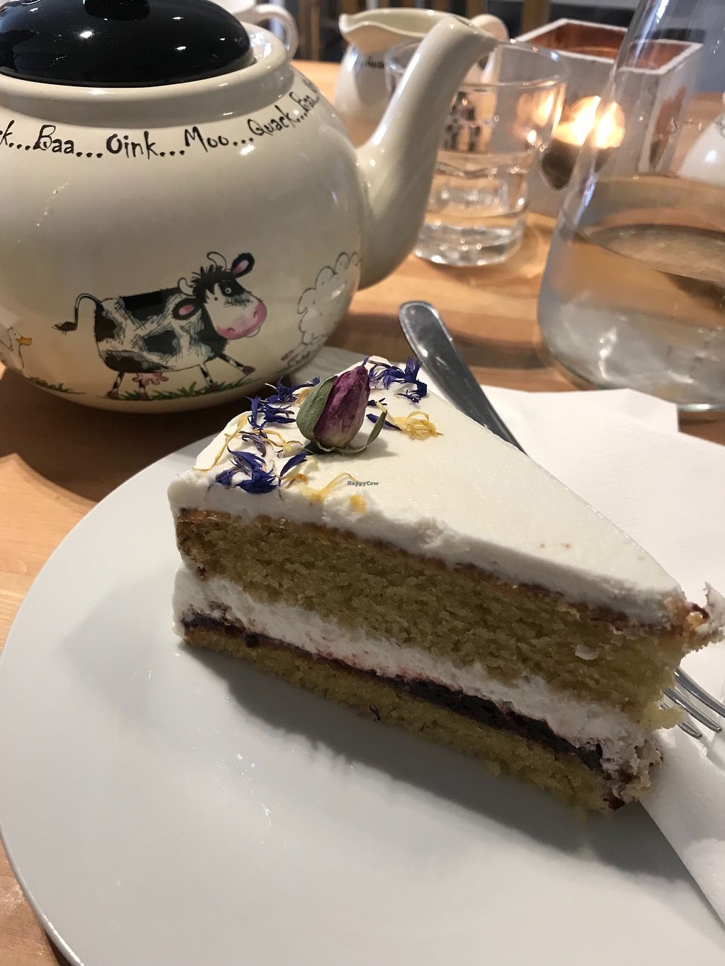 """Photo of Holy Cow  by <a href=""""/members/profile/AshleighC"""">AshleighC</a> <br/>Victorian sponge cake <br/> March 30, 2018  - <a href='/contact/abuse/image/83562/378428'>Report</a>"""
