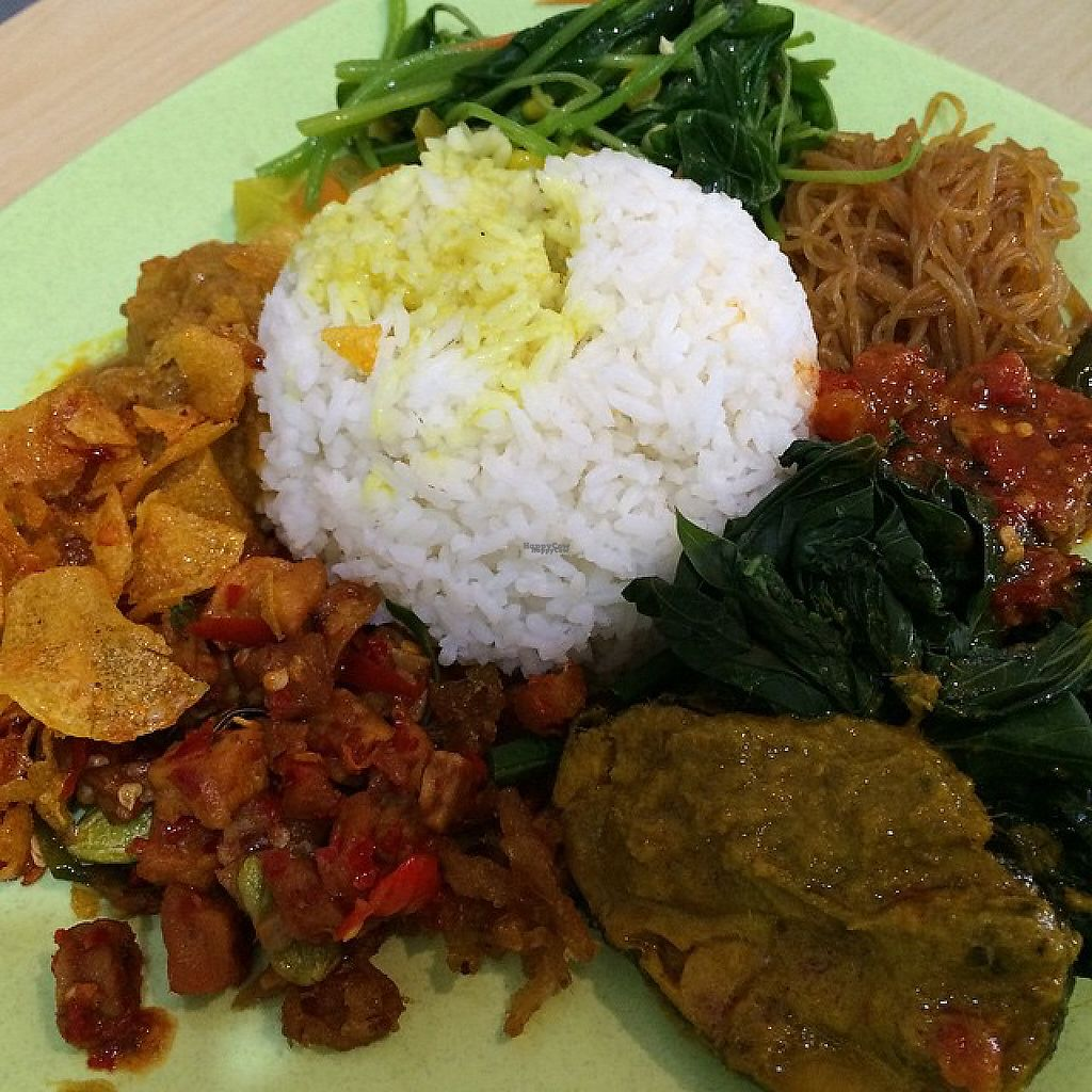 "Photo of Lotus Vegan Food  by <a href=""/members/profile/JannyHo"">JannyHo</a> <br/>nasi padang <br/> January 3, 2017  - <a href='/contact/abuse/image/83593/207605'>Report</a>"