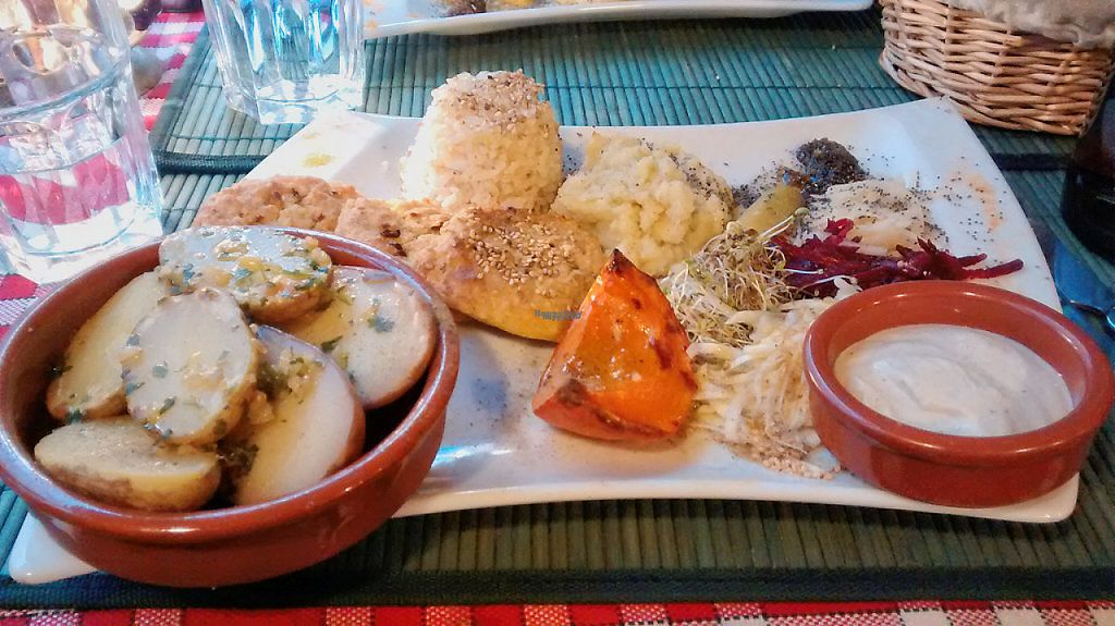 """Photo of Le Petit Ogre  by <a href=""""/members/profile/JonJon"""">JonJon</a> <br/>Dish of the day (vegan) <br/> January 29, 2017  - <a href='/contact/abuse/image/83612/219375'>Report</a>"""